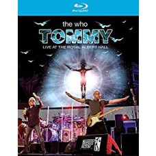 Tommy: Live At The Royal Albert Hall 2017 [Blu-ray]