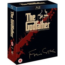 The Godfather: The Coppola Restoration [4x Blu-ray]
