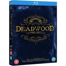 Deadwood: The Ultimate Collection [9x Blu-ray]
