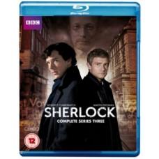 Sherlock - Series 3 [2xBlu-ray]