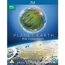 Planet Earth: The Collection [7Blu-ray]