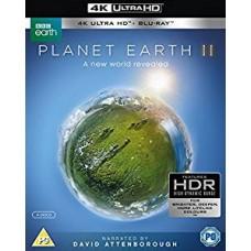 Planet Earth II [4K UHD+Blu-ray]