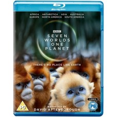 Seven Worlds, One Planet [3x Blu-ray]