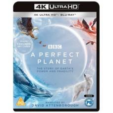 A Perfect Planet [2x 4K UHD+ 2x Blu-ray]