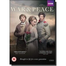 War & Peace [2DVD]
