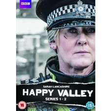 Happy Valley: Series 1 & 2 [4DVD]