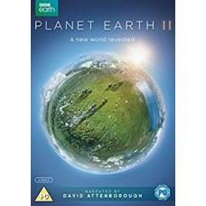 Planet Earth II [2DVD]