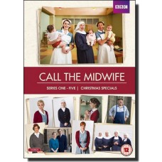Call the Midwife: Series 1-5 [16DVD]