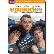 Episodes: The Complete Collection [10DVD]