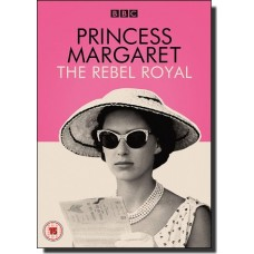 Princess Margaret: The Rebel Royal [DVD]