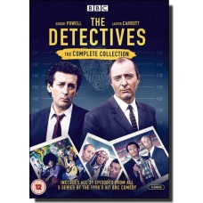 The Detectives: The Complete Collection [6DVD]