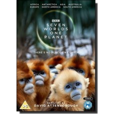 Seven Worlds, One Planet [3DVD]