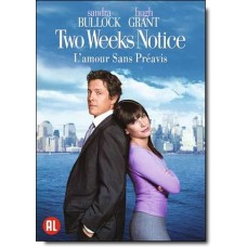Two Weeks Notice [DVD]