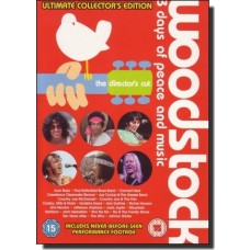 Woodstock [Collector's Edition] [4DVD]