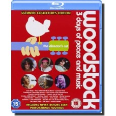 Woodstock [Collector's Edition] [2Blu-ray]