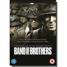 Band of Brothers - Complete Series [6x DVD]