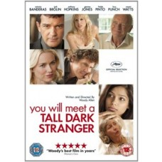 You Will Meet a Tall Dark Stranger [DVD]