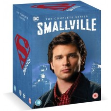 Smallville: The Complete Series [60x DVD]