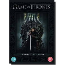 Game of Thrones - Season 1 [5DVD]