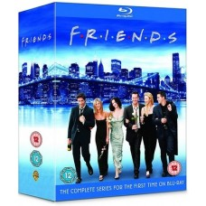 Friends: The Complete Series [21Blu-ray]