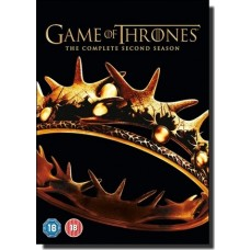 Game of Thrones - Season 2 [5DVD]