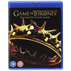 Game of Thrones - Season 2 [5Blu-ray]