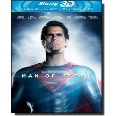 Man of Steel [2D+3D Blu-ray]