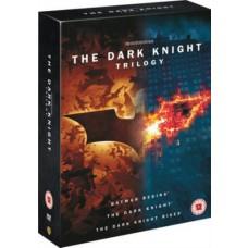 The Dark Knight Trilogy [6x DVD]