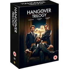 The Hangover Trilogy [3x DVD]