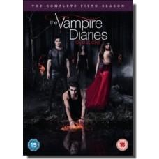 The Vampire Diaries: Season 5 [5DVD]