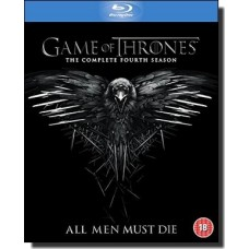 Game of Thrones - Season 4 [4Blu-ray]
