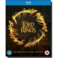 The Lord of the Rings Trilogy [6x Blu-ray]