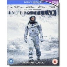 Interstellar [2Blu-ray]