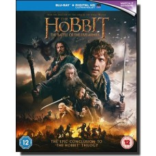 The Hobbit: The Battle of the Five Armies [Blu-ray]