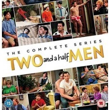 Two and a Half Men: The Complete Series [39xDVD]