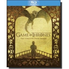 Game of Thrones - Season 5 [4Blu-ray]