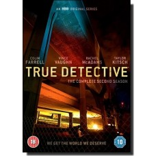 True Detective: Season 2 [3DVD]
