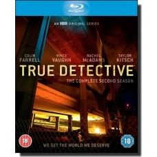 True Detective: Season 2 [3Blu-ray]