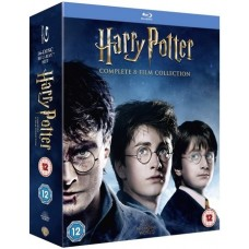 Harry Potter - The Complete 8-Film Collection [16Blu-ray]