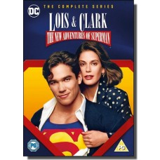 Lois and Clark: The New Adventures Of Superman: The Complete Series [24x DVD]
