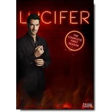 Lucifer: Season 1 [3DVD]