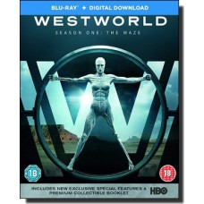 Westworld: Season One - The Maze [3Blu-ray+DL]