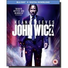 John Wick 2 [Blu-ray+DL]