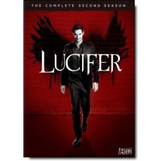 Lucifer: Season 2 [3DVD]