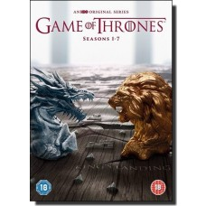 Game of Thrones - Seasons 1-7 [34DVD]