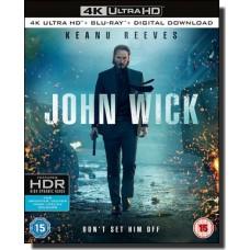 John Wick [4K UHD+Blu-ray+DL]
