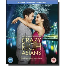 Crazy Rich Asians [Blu-ray+DL]