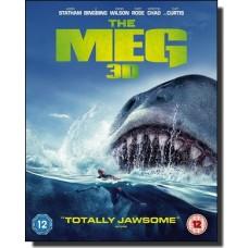 The Meg [2D+3D Blu-ray+DL]