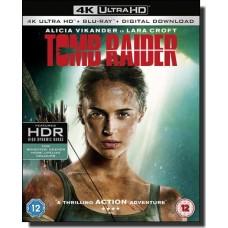 Tomb Raider [4K UHD+Blu-ray+DL]