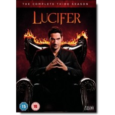 Lucifer: Season 3 [5DVD]